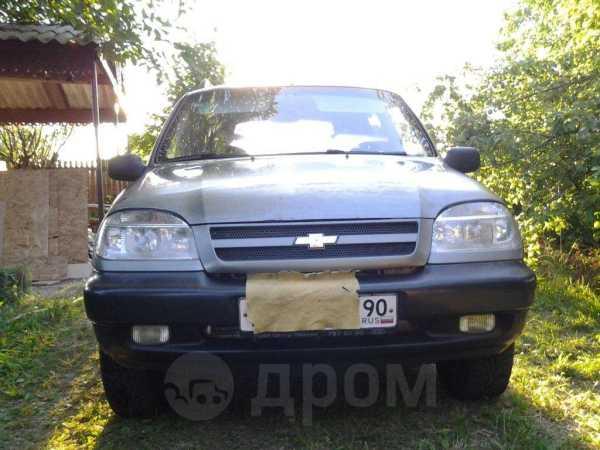 Chevrolet Niva, 2005 год, 180 000 руб.