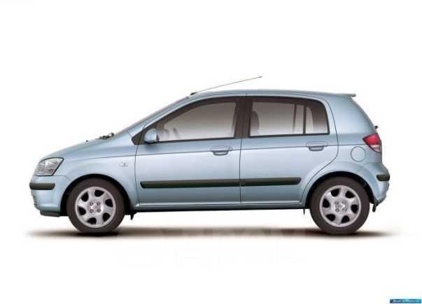 Hyundai Getz, 2002 год, 150 000 руб.