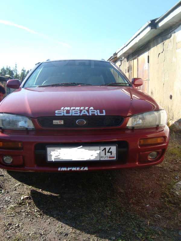 Subaru Impreza, 1998 год, 250 000 руб.