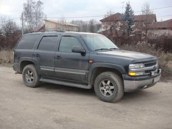Chevrolet Tahoe, 2004 год, 680 000 руб.