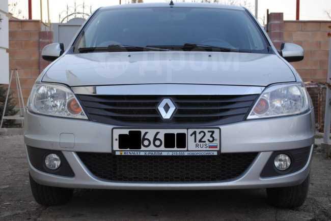 Renault Logan, 2012 год, 469 493 руб.