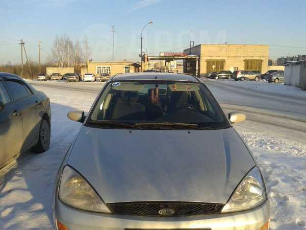 Ford Focus, 2001 год, 163 000 руб.