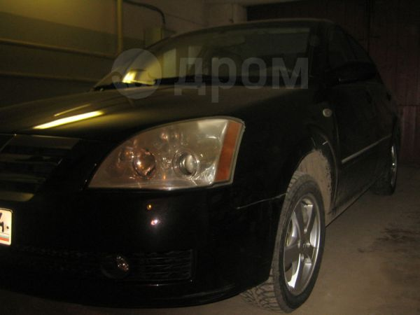 Chery Fora A21, 2007 год, 185 000 руб.