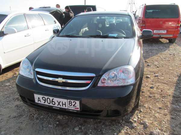 Chevrolet Lacetti, 2012 год, $8900