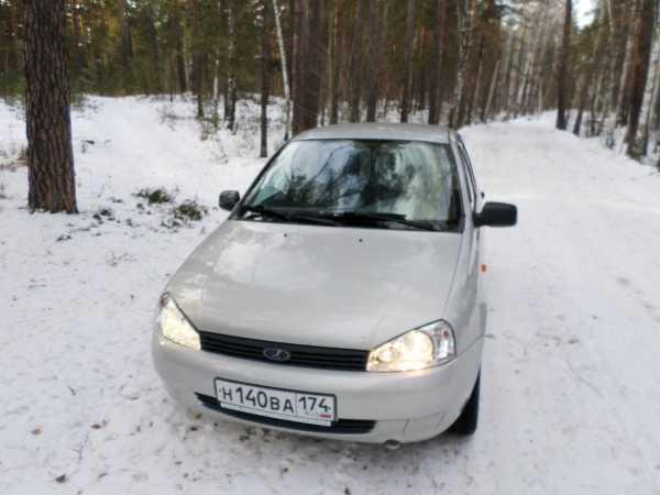 Лада Калина, 2007 год, 150 000 руб.