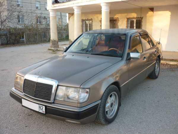 Mercedes-Benz E-Class, 1988 год, 160 000 руб.