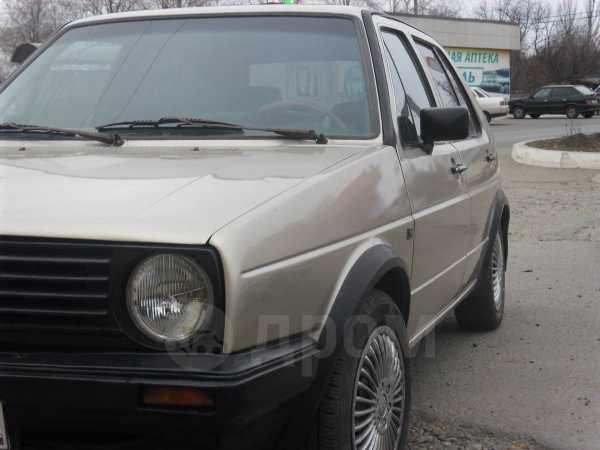 Volkswagen Golf, 1986 год, 90 000 руб.