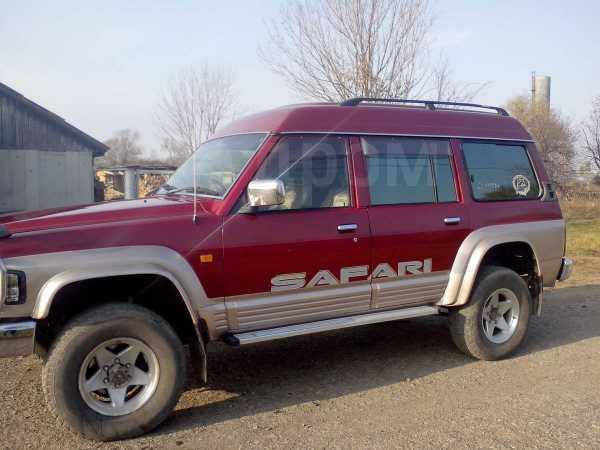 Nissan Safari, 1996 год, 850 000 руб.