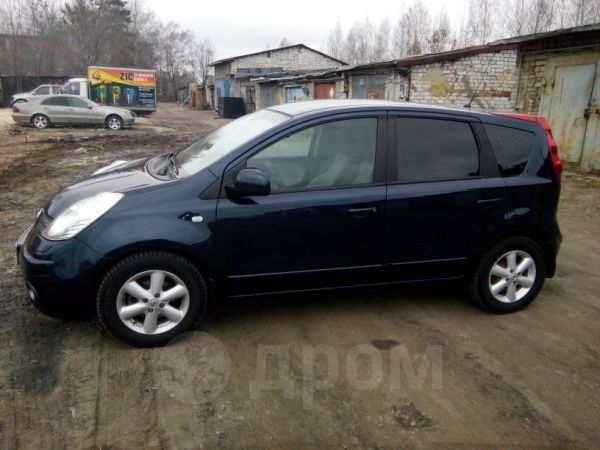 Nissan Note, 2008 год, 370 000 руб.