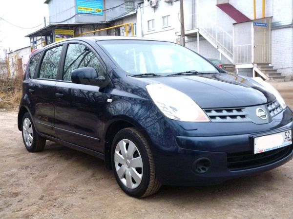 Nissan Note, 2008 год, 327 000 руб.