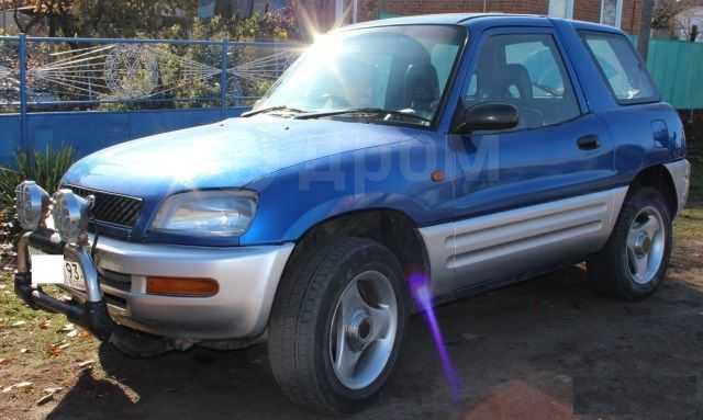 Toyota RAV4, 1994 год, 190 000 руб.
