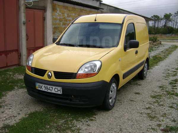 Renault Kangoo, 2006 год, $5500