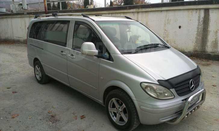 Mercedes-Benz Vito, 2004 год, $16000