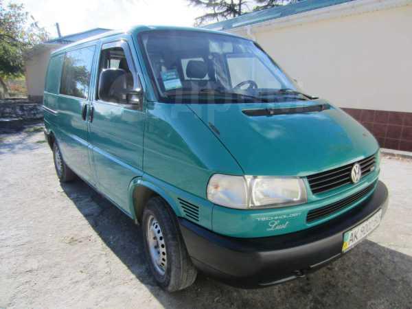 Volkswagen Transporter, 2000 год, 762 963 руб.