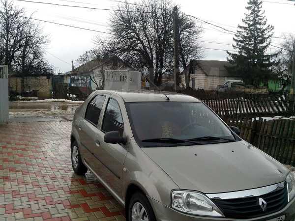 Renault Logan, 2010 год, 297 000 руб.