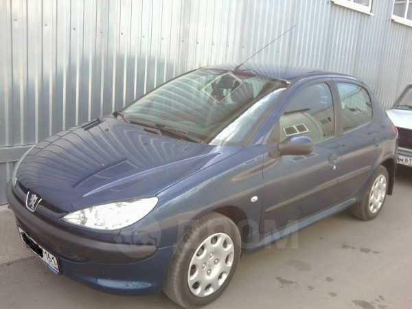 Peugeot 206, 2006 год, 195 000 руб.