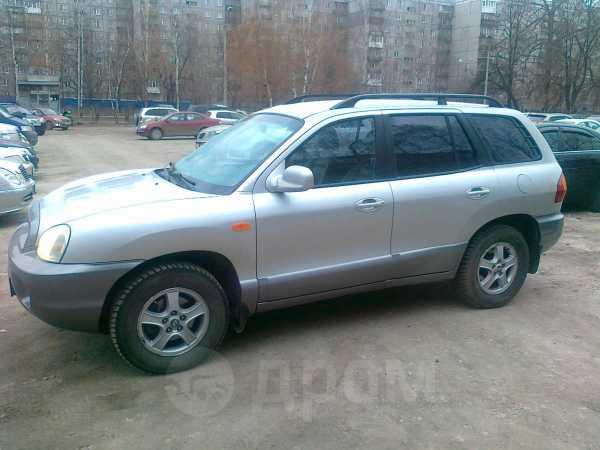 Hyundai Santa Fe, 2004 год, 410 000 руб.