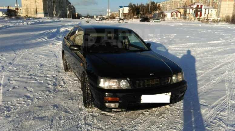 Nissan Bluebird, 1996 год, 165 000 руб.