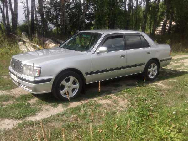 Toyota Crown, 1998 год, 317 000 руб.