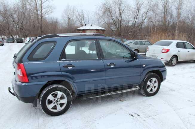 Kia Sportage, 2009 год, 550 000 руб.