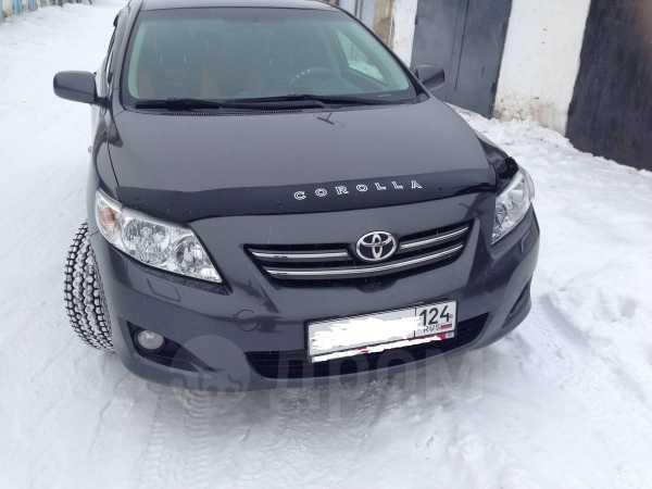 Toyota Corolla, 2009 год, 590 000 руб.