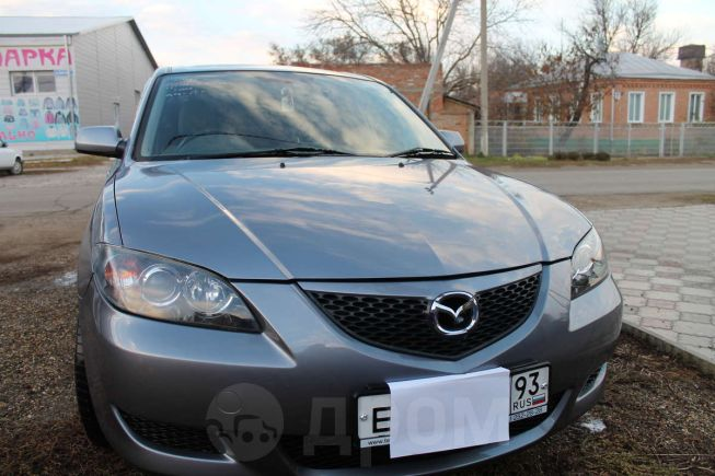 Mazda Axela, 2004 год, 290 000 руб.