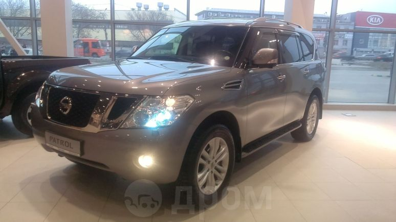 Nissan Patrol, 2012 год, 2 850 000 руб.