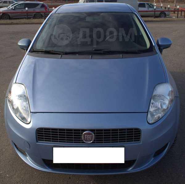 Fiat Grande Punto, 2008 год, 320 000 руб.