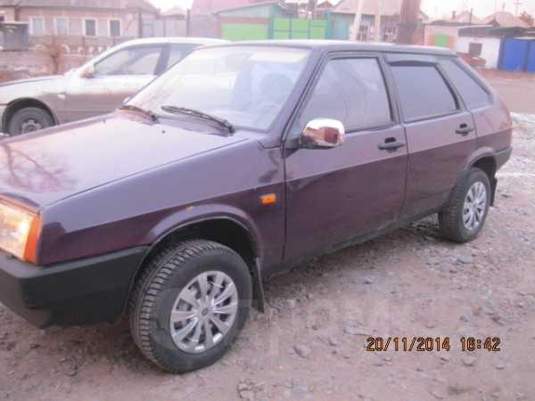 Лада 2109, 1999 год, 55 000 руб.
