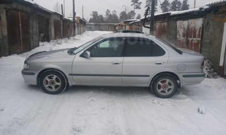 Nissan Sunny, 2001 год, 190 000 руб.