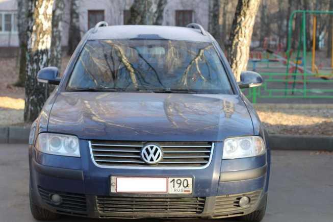 Volkswagen Passat, 2004 год, 340 000 руб.