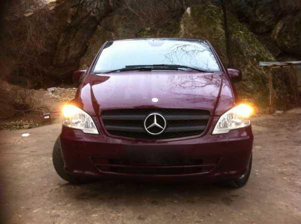 Mercedes-Benz Vito, 2011 год, $18500