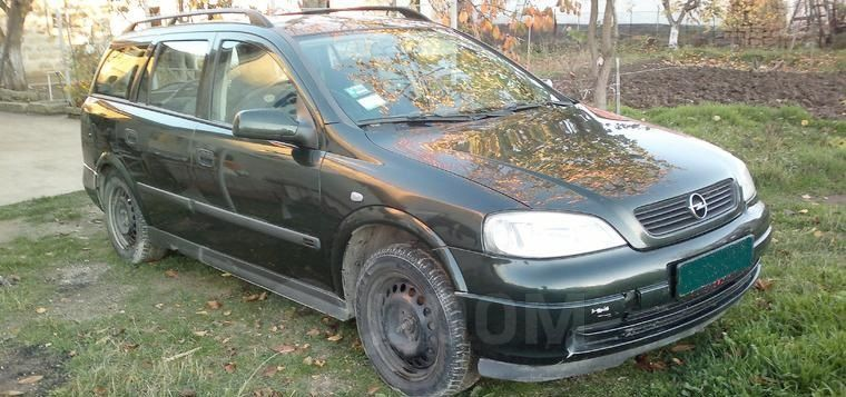 Opel Astra, 2004 год, 280 000 руб.