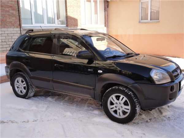 Hyundai Tucson, 2008 год, 527 000 руб.