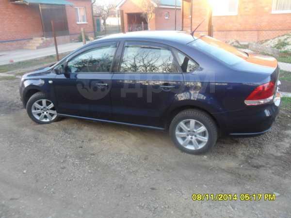 Volkswagen Polo, 2011 год, 440 000 руб.