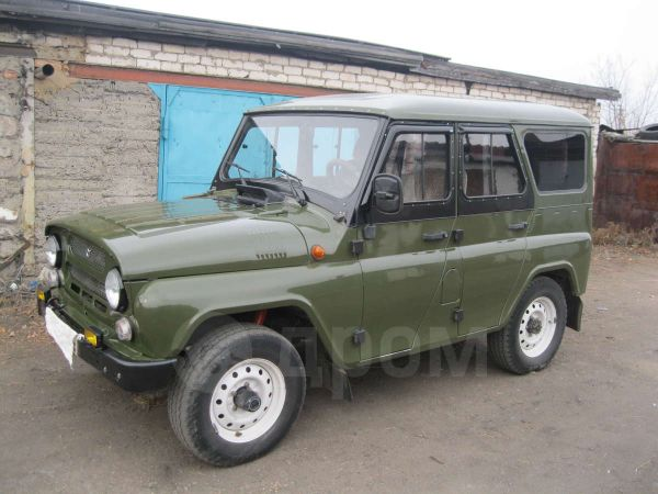 УАЗ 3151, 2006 год, 350 000 руб.