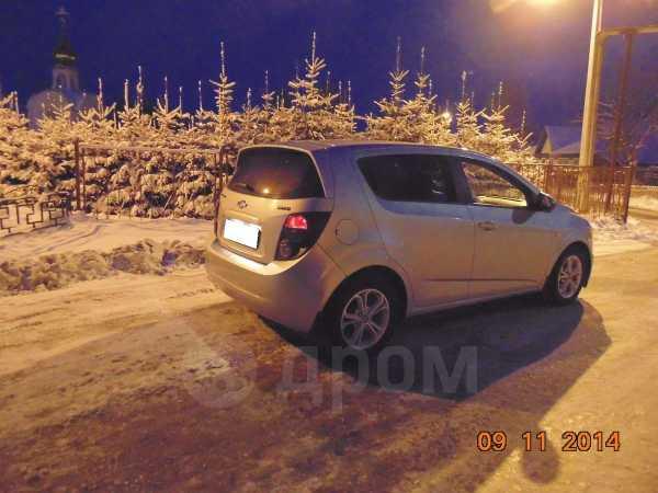 Chevrolet Aveo, 2012 год, 405 000 руб.