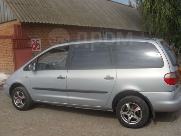 Ford Galaxy, 1996 год, 220 000 руб.