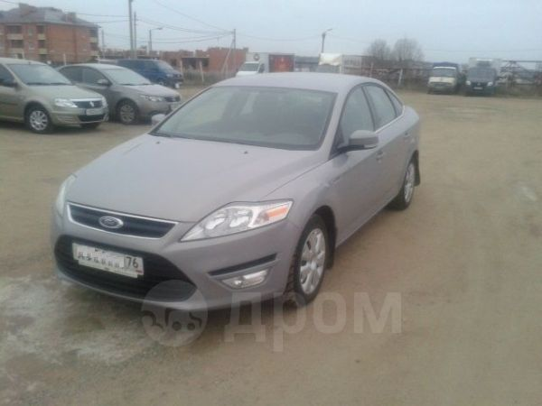 Ford Mondeo, 2011 год, 695 000 руб.