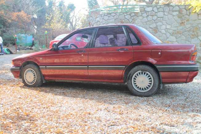 Mitsubishi Galant, 1990 год, 150 000 руб.
