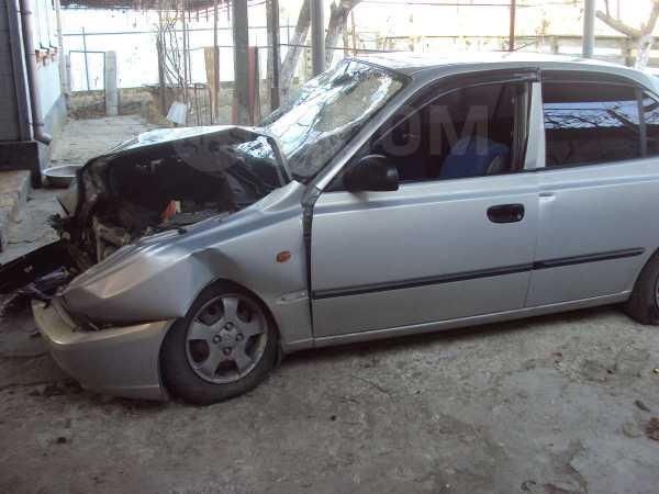 Hyundai Accent, 2008 год, 95 000 руб.