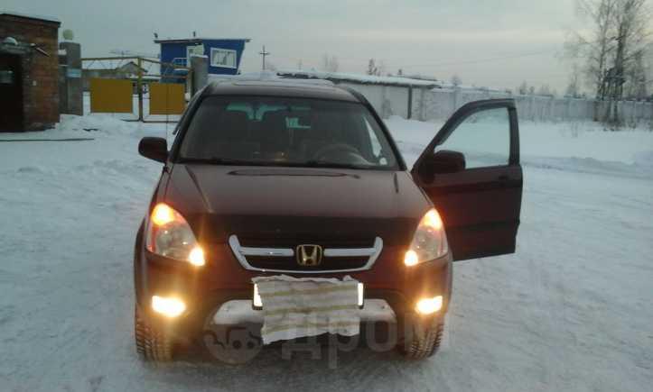 Honda CR-V, 2003 год, 525 000 руб.