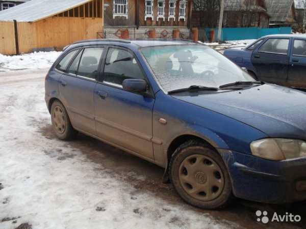 Mazda 323F, 2000 год, 185 000 руб.