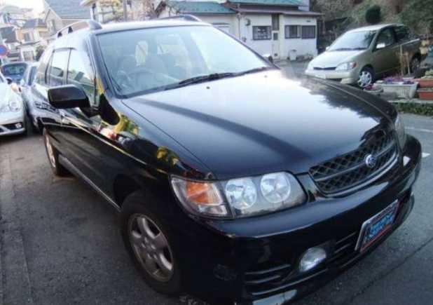 Nissan R'nessa, 2000 год, 160 000 руб.