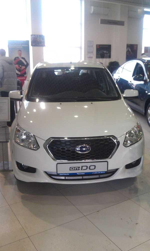 Datsun on-DO, 2012 год, 445 000 руб.