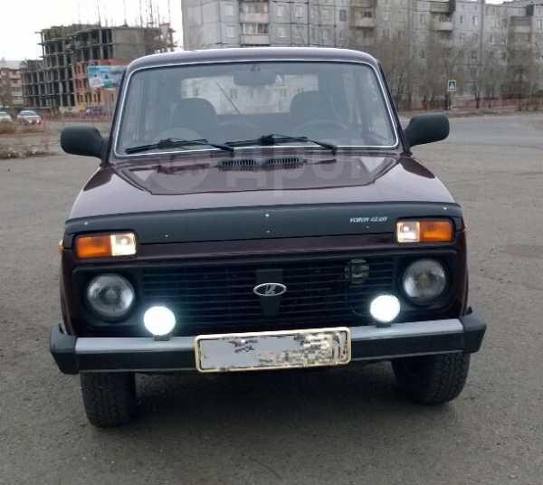 Лада 4x4 2121 Нива, 2012 год, 280 000 руб.