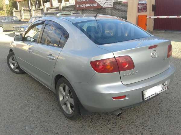 Mazda Mazda3, 2005 год, 420 000 руб.
