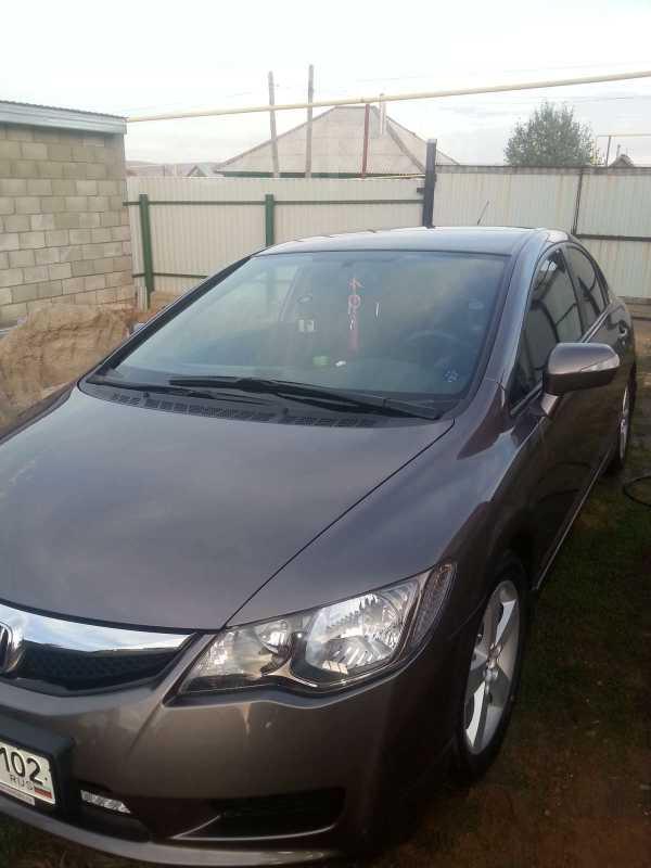 Honda Civic, 2011 год, 580 000 руб.