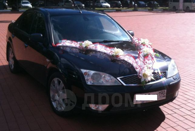 Ford Mondeo, 2006 год, 320 000 руб.