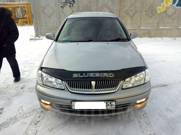 Nissan Bluebird Sylphy, 2002 год, 190 000 руб.